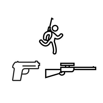 Biathlon-Pistol-PAP-PPC-Rifle