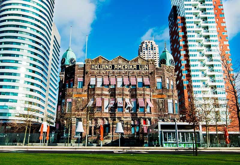 WPFG Rotterdam 2021 - Hotel New York