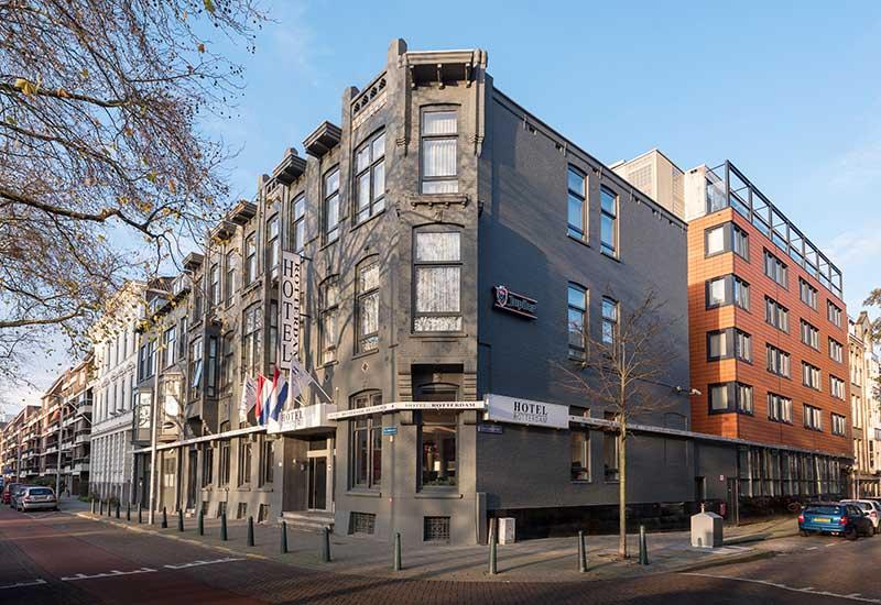 WPFG Rotterdam 2021 - Hotel Rotterdam