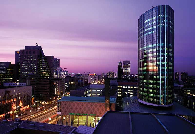 WPFG Rotterdam 2021 - Postillion