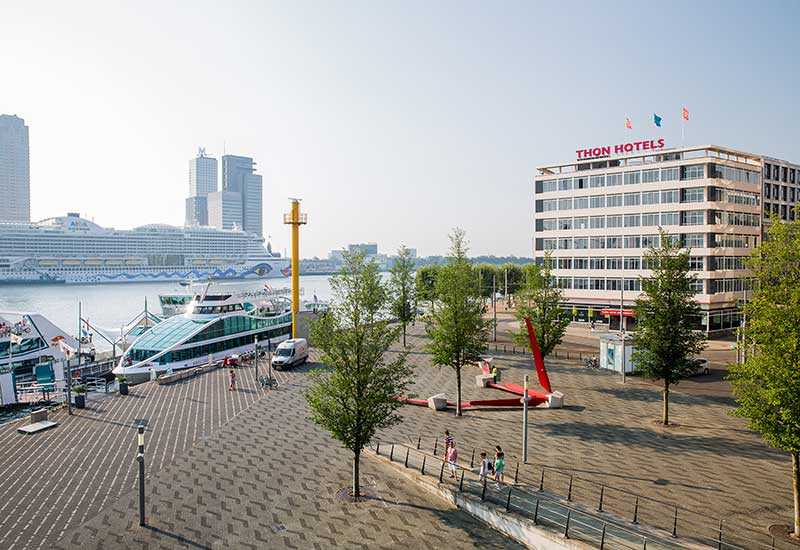 WPFG Rotterdam 2021 - Thon Hotel Willemsplein
