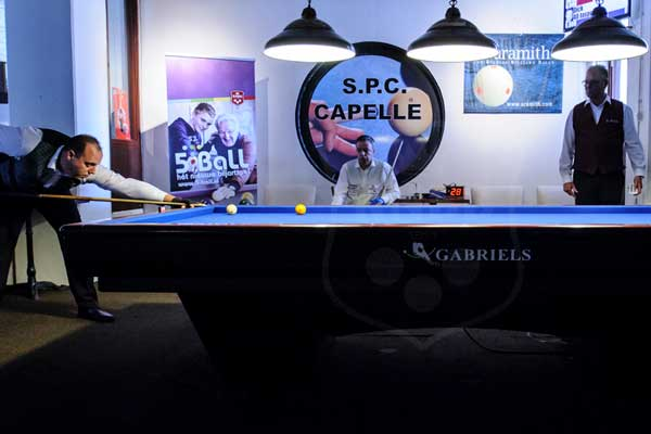 Biljart Snooker & Poolcentrum Capelle