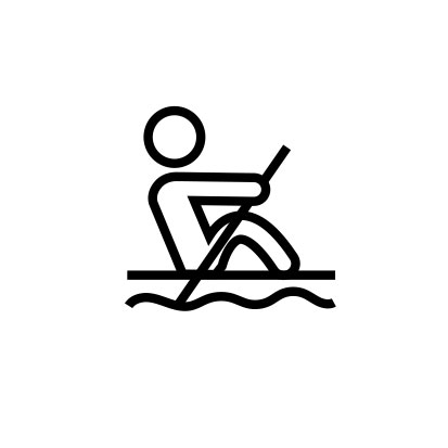 36. Rowing Outdoor