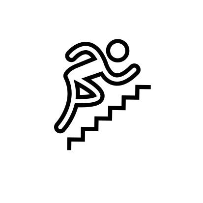 45. Stair Race